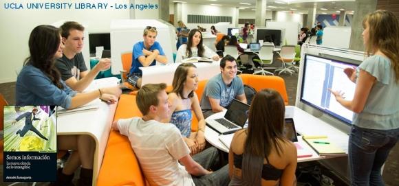 Somos información en UCLA